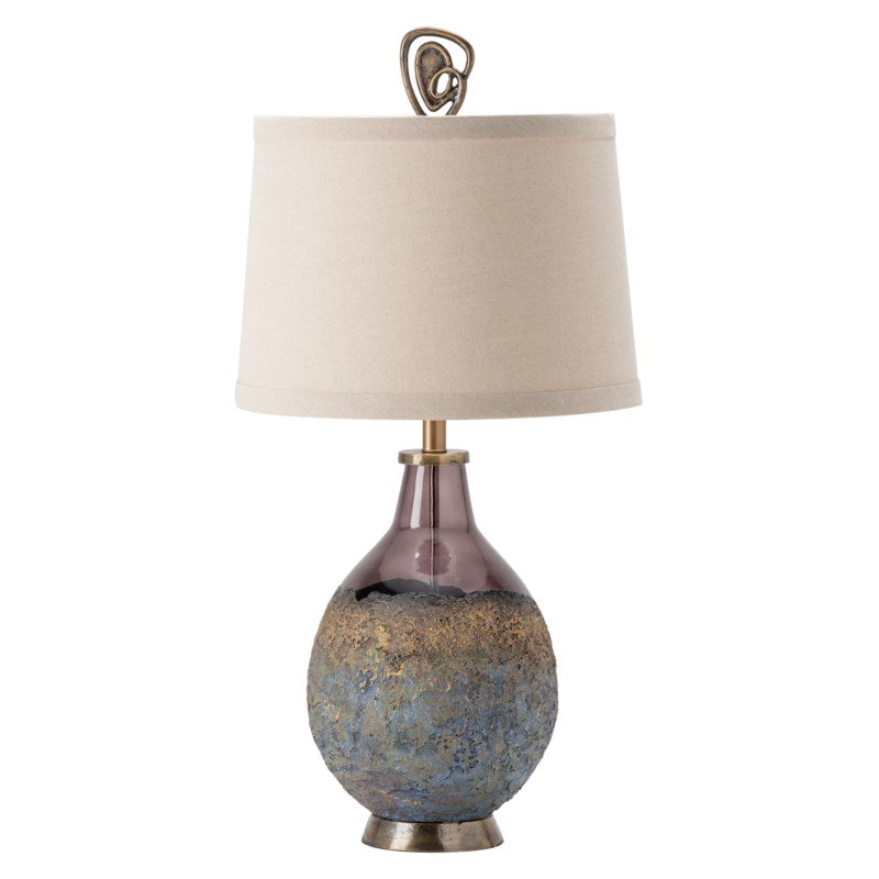 Kai Molten Earth Texture Table Lamp