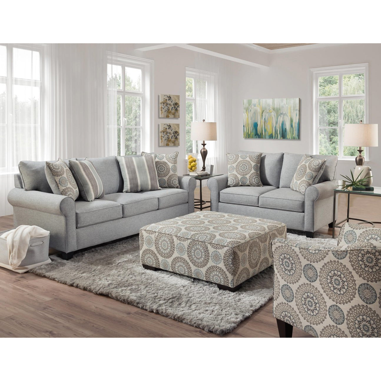 Spa Loveseat
