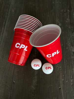 CPL Official Beer Pong Kit