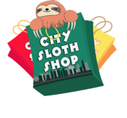 City Sloth Shop