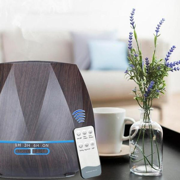 Tesselator 500 mL Remote Control Essential Oil Aromatherapy Diffuser/Humidifier