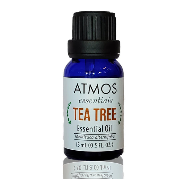 100% Pure Tea Tree Essential Oil - Melaleuca Alternifolia 15mL