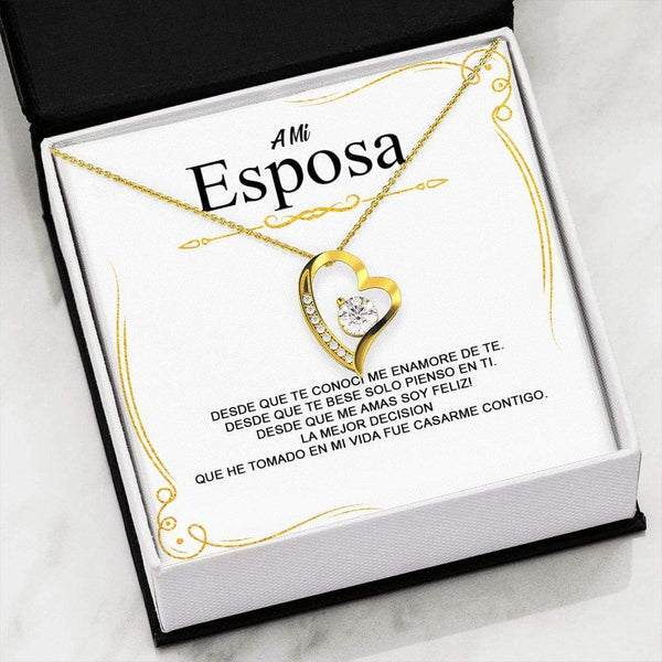 A Mi Esposa - Forever Heart LoveCube - SO236