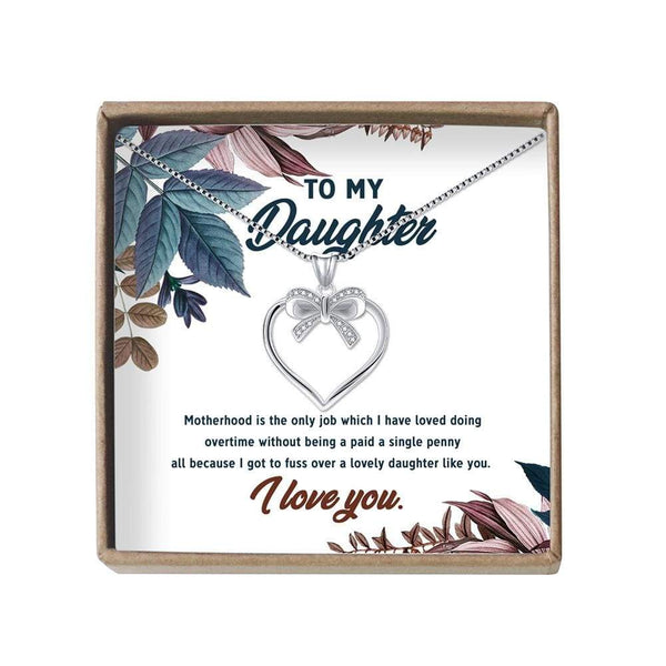 Daughter - LoveCube w/ Necklace - PB1232-S7