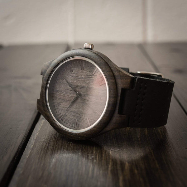 My Someone - Wood Watch - WH-DF20B154
