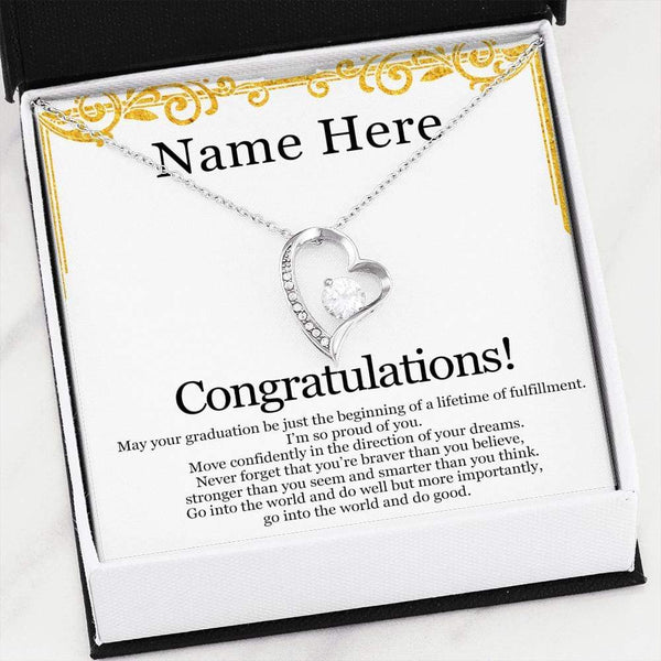 Personalized Graduation - LoveCube - SO315