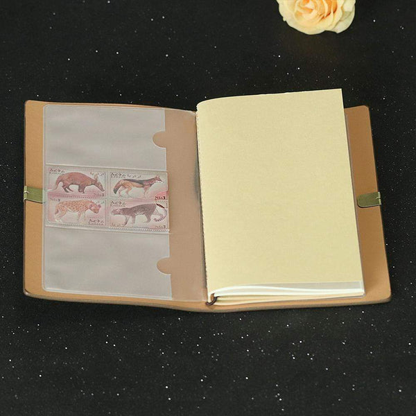 To Granddaughter - From Grandma - Vintage Journal WHNT-Z07M