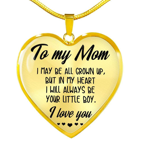 To Mom - From Son - FBHD42
