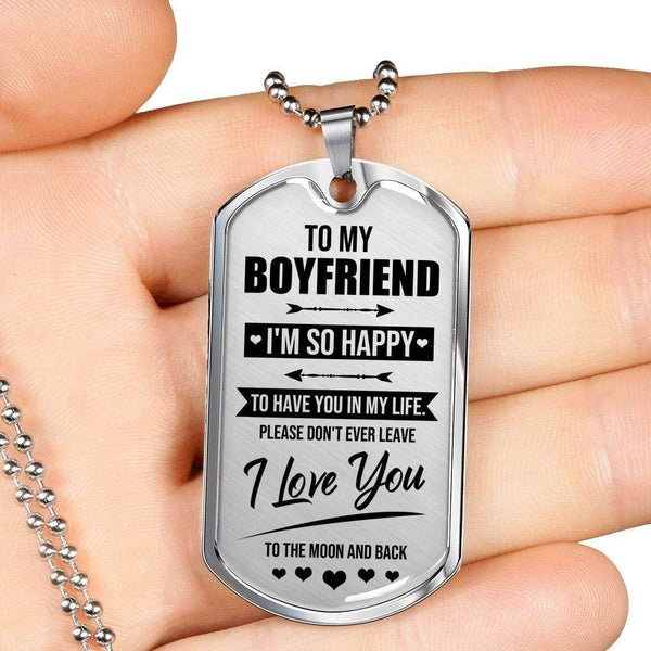 To My Boyfriend - Love Tag - FBDT21