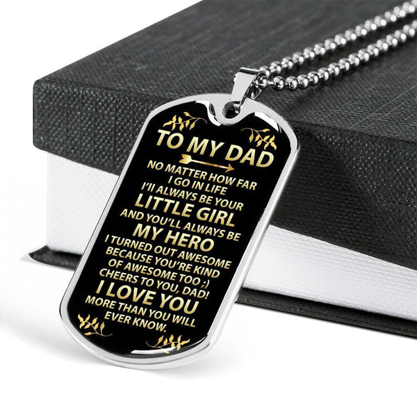 To My Dad - Love Tag - FBDT09