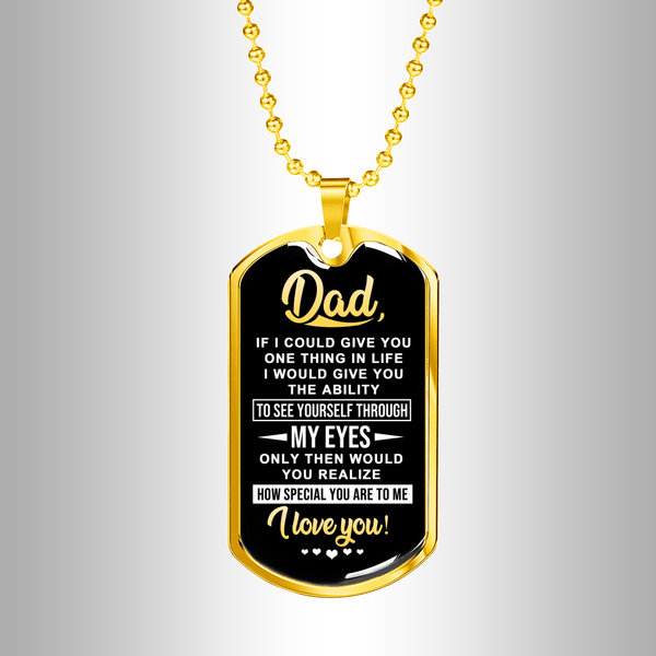 To My Dad - Love Tag - FBDT12