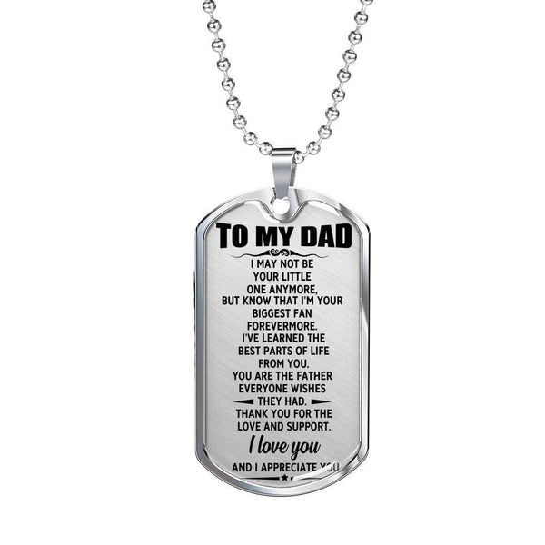 To My Dad - Love Tag - FBDT45