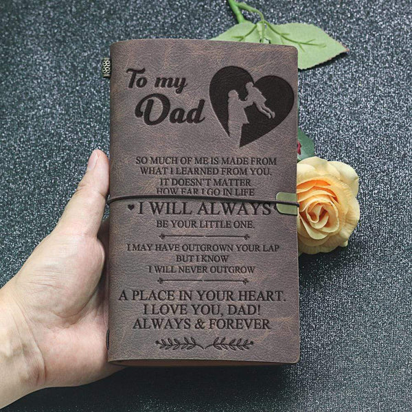 To My Dad - Sentimental Journal WHNT-G-CUSTOM-04