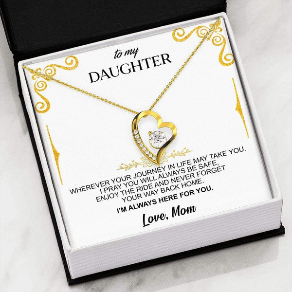 To My Daughter - Forever Heart LoveCube - SO203