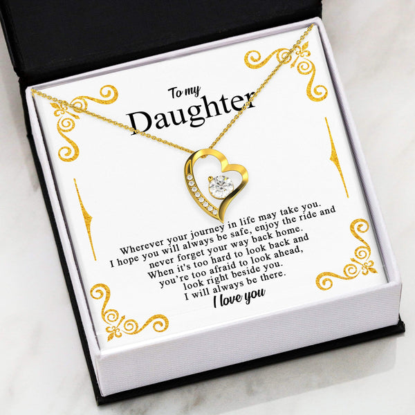To My Daughter - Forever Heart LoveCube - SO215