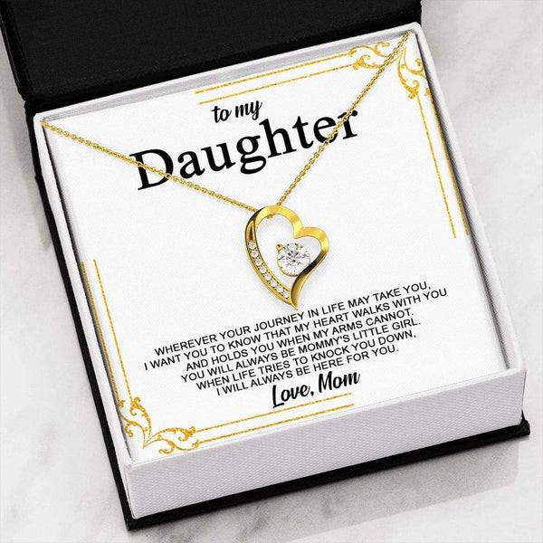 To My Daughter - Forever Heart LoveCube - SO231