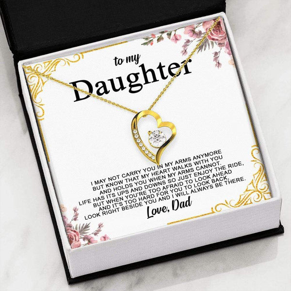 To My Daughter - Forever Heart LoveCube - SO244