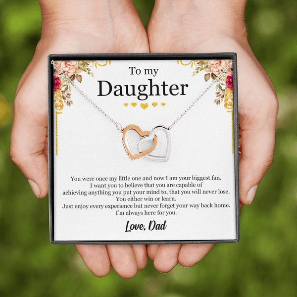 To My Daughter - Love, Dad - SO427