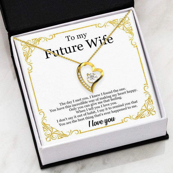 To My Future Wife - Forever Heart LoveCube - SO331