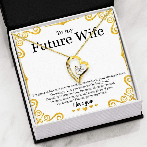 To My Future Wife - Forever Heart LoveCube - SO344