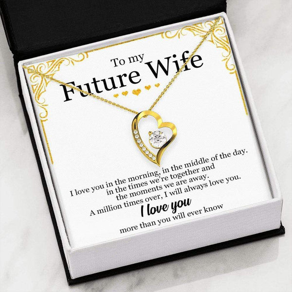 To My Future Wife - Forever Heart LoveCube - SO369