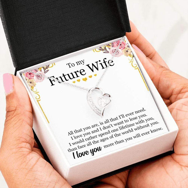 To My Future Wife - Forever Heart LoveCube - SO373
