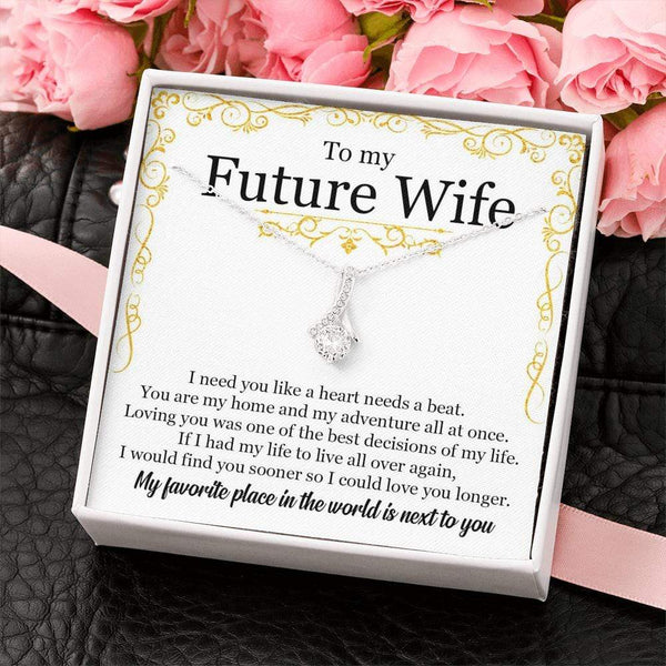 To My Future Wife - Love Loop - SO484