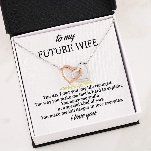 To My Future Wife - LoveCube - SO03