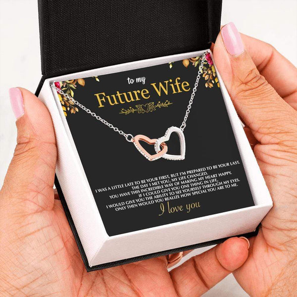 To My Future Wife - LoveCube - SO162-h