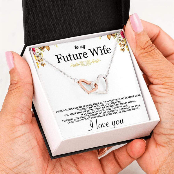 To My Future Wife - LoveCube - SO163-h