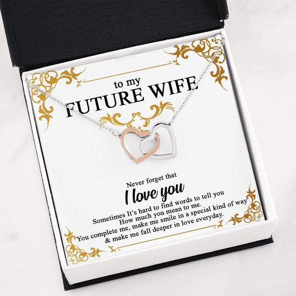 To My Future Wife - LoveCube - SO70