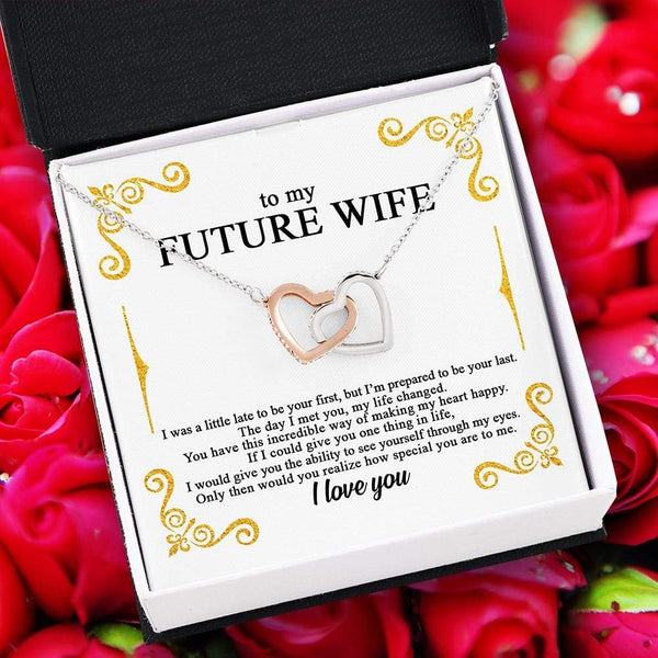 To My Future Wife - LoveCube - SO89-H
