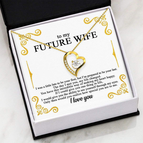 To My Future Wife - Premium LoveCube - SO89-H