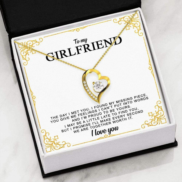 To My Girlfriend - Forever Heart LoveCube - SO250
