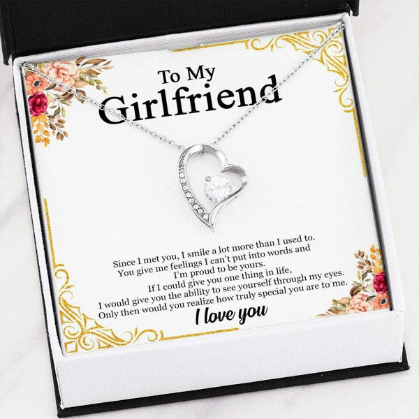 To My Girlfriend - Forever Heart LoveCube - SO312