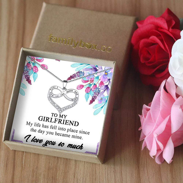 To My Girlfriend - LoveCube w/ Necklace - PB1233-S2