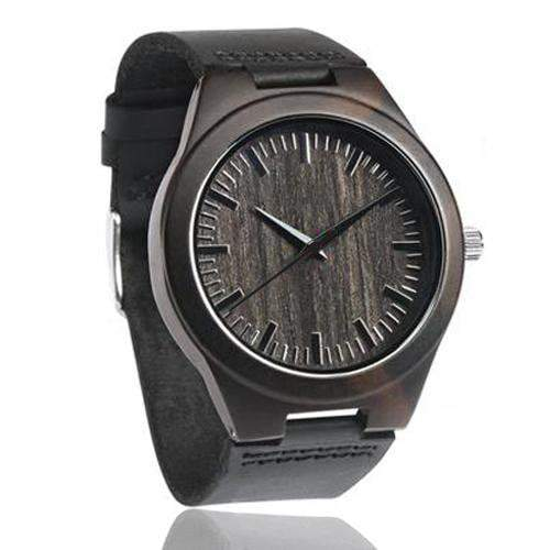 To My Husband - Wood Watch - WH-DF20B20