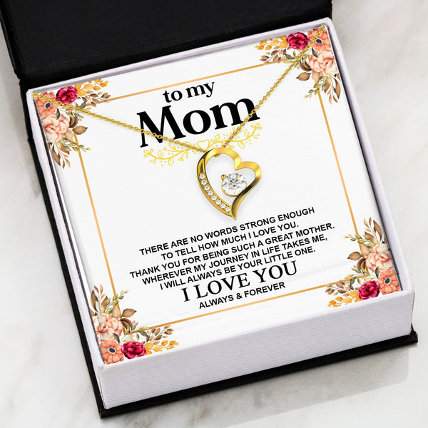 To My Mom - Forever Heart LoveCube - SO171
