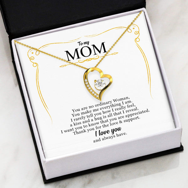 To My Mom - Forever Heart LoveCube - SO268