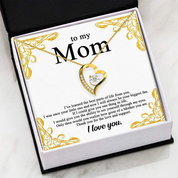 To My Mom - Forever Heart LoveCube - SO287