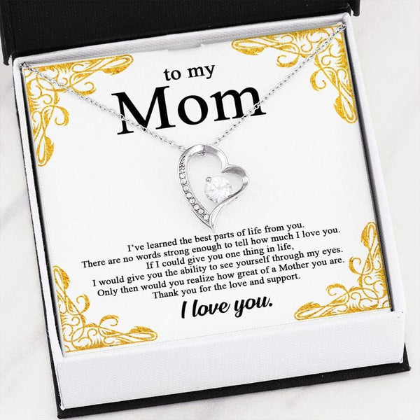 To My Mom - Forever Heart LoveCube - SO288