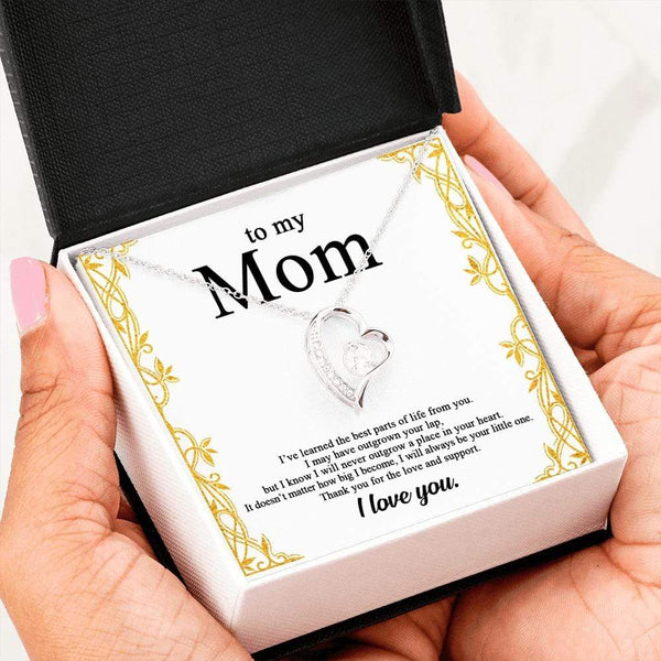 To My Mom - Forever Heart LoveCube - SO289