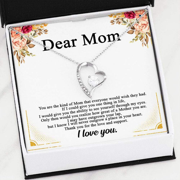 To My Mom - Forever Heart LoveCube - SO294