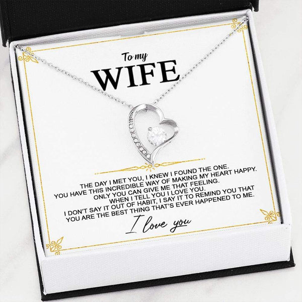 To My Wife - Forever Heart LoveCube - SO239