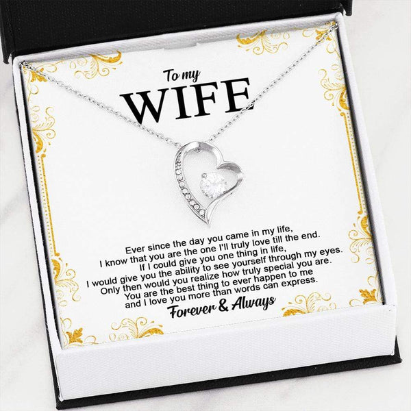 To My Wife - Forever Heart LoveCube - SO279