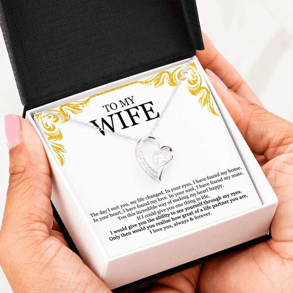 To My Wife - Forever Heart LoveCube - SO314