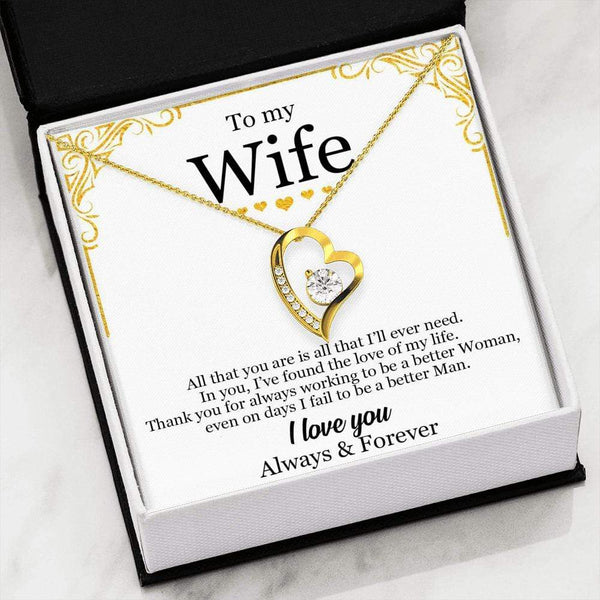 To My Wife - Forever Heart LoveCube - SO367