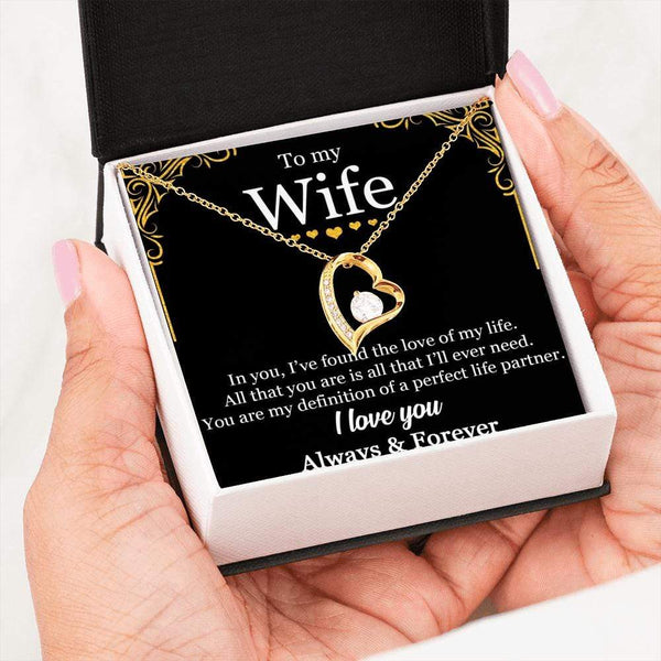 To My Wife - Forever Heart LoveCube - SO368