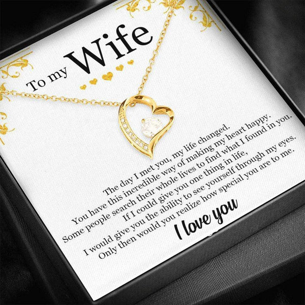 To My Wife - Forever Heart LoveCube - SO461