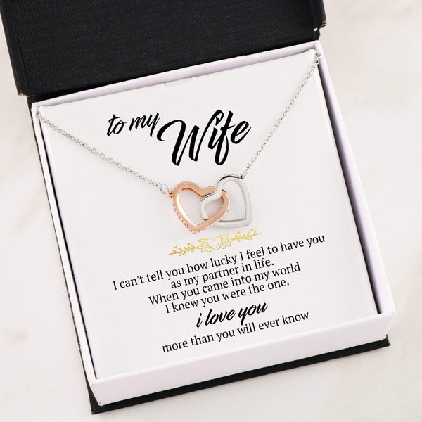 To My Wife - LoveCube - SO02